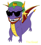 05/19/15-05/20/15: Dickhiskhan Spyro Colored by Madtaz64