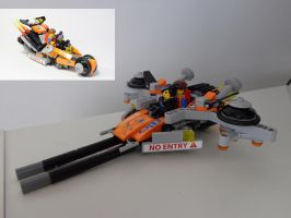 Super Cycle Alt Mode (MOC) by frozen-cookie