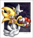Super Sonic by souldreamx