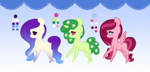 MLP Adopts Auction   CLOSED by AmyLovesPenguins