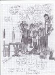Ouran Reactions: 2g1c by Chibi-chi4
