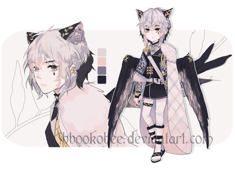 Adoptable - 3 [ CLOSED ] by bbookobee