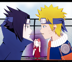 Team 7: Pocky Problems... by Reo-chii