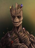 Groot by theirongrove
