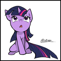Baby-Twilight 02 - Coloration by LimitBreaker13