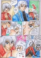DMC3 : Different Reaction 2 by Tc-Chan