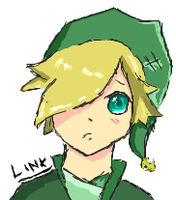 Innocent Link by sunshine12313