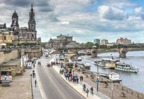 Dresden HDR by DeejayMD