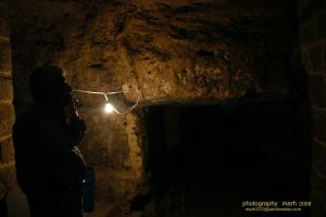 Cave - Aleppo by marh333