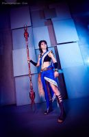 Final Fantasy XIII: Oerba Yun Fang by ElenaLeetah