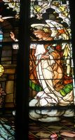 Denver Cathedral Windows 59 by Falln-Stock