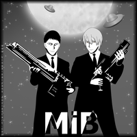 Contest Entry: MiB by kinga-saiyans
