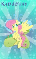 Fluttershy: Kindness by bunnimation