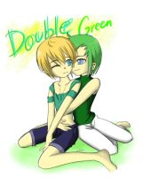DOUble GReeN by Evelynism