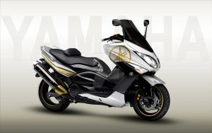 Gold T-Max 500 2008 by DagoDesign