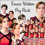 Emma Watson Png Pack 1 by GimmeFamous