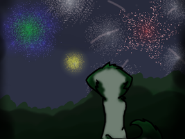 +Happy Fourth of July!+ by CloverPawIsHere