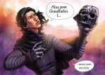 Alas, Poor Darth by Risachantag