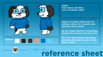 KGC Reference Sheet: Jasper by JWthaMajestic
