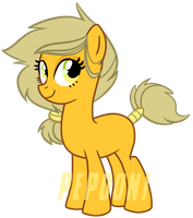 Pony OC ADOPTABLE AUCTION [SOLD] by pepooni