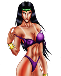 Eztlixochitl Bikini by KSoldier