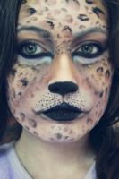 Leopard Print by Ceryse