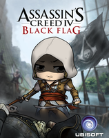Assassin's Creed IV - Black Flag by Mibu-no-ookami
