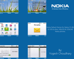 Nokia Default theme for C3-00 and X2-00: Updated by cyogesh56