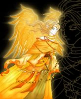 Madeleine L'Engle's Seraph by blue-fusion