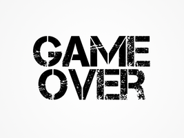 Game Over by Aminebjd