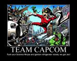 Team Capcom by wu1f3n