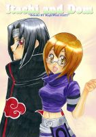 Commission:Itachi and Dom by magicwinx01577