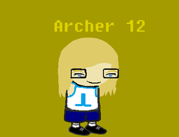 Homestuckified Request:Archer12 by CALIBORNOuS
