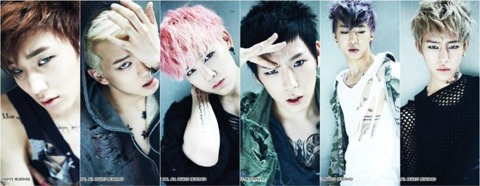B.A.P - Power Wallpaper by fuckyeahKPOP