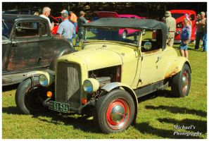 A 1929 Ford by TheMan268