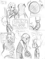 Red String: Page 3 by Labbess
