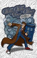 Wibbly Wobbly Dr. Who by BrainTreeStudios