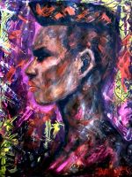 Grace Jones 5 by amoxes
