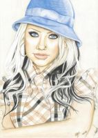 Christina Aguilera by MissMelis05