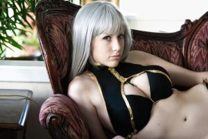 Anime Conji 2011 - Selvaria6 by MikeRollerson