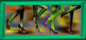 High Heels by rembrantt