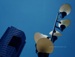 Heat Stroke in Buenos Aires III by Gabrielb1984