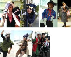 AX 2012 Cosplay Recap by Bkitten
