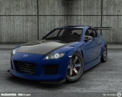 RX-8 Street by AfroAfroguy