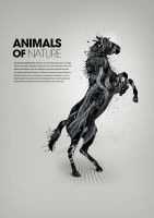 Animals of nature by karmagraphics