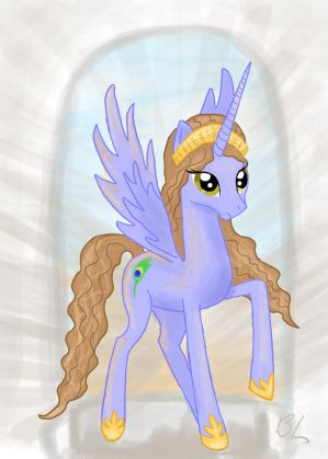 Hera the pony Goddess