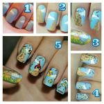 Angry Birds Nail Art-how i did it by MadamLuck