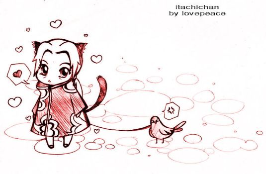 itachichan by Lovepeace-S