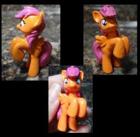 Blind Bag Scootaloo by stripeybelly