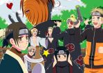 APH Request: Ninja Nations by khakipants12